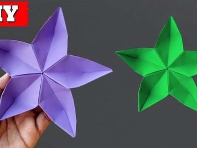►► DIY: How To Make Paper Flower Easy Step By Step (4)   Lovely Easy Crafts