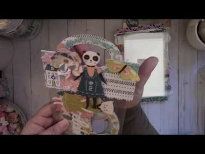 Gift Idea ~ Bag Toppers
