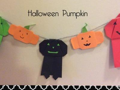 Halloween | Easy DIY| Halloween |Craft| Pumpkin by Yanin Craft