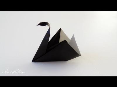 Origami Cisne - Swan