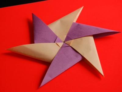 Origami HPBD Star (Andrey Hechuev)