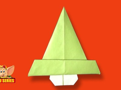 Origami - Learn to make a Bell