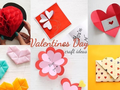 Valentines Day Craft Ideas | Valentines Day DIY |  Handmade