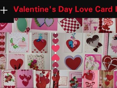 25+ Handmade Valentine Cards idea. DIY Greeting Cards for Valentine's Day.Love greeting cards ideas