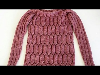 Attractive Sweater Design in Hindi.Dibbi Design.Requested Video:Design-116
