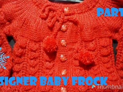 BABY FROCK LATEST DESIGN (Part : 1)  2 : 3 YEAR KIDS,  L :  29 (Hindi) Jasbir Creations