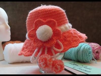 Crochet Yoliza Hat Part 2