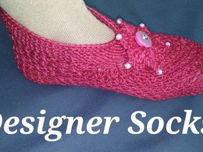 Designer Ladies Socks In Hindi