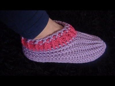 How to Make Unisex Crochet Booties Pattern #903│by ThePatternFamily