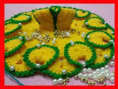 Kanha ji.gopal ji dress. how can we make a beautiful and simple dress for kanha ji