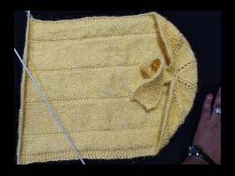 Part 1. Easy Ladies Scarf kaise banayen, Woolen Women Scarf Knitting
