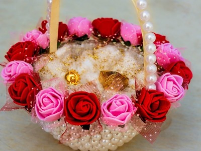 Surprise ur valentine with this unique gift | Ring Basket | Propose day Special | Valentine's day