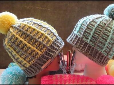 Crochet a Hat - Outwest Beanie Part 1