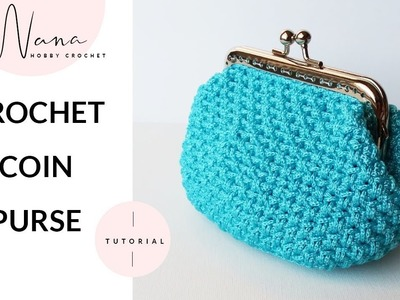 HOW TO CROCHET A COIN PURSE