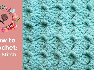 How to Crochet: Box Stitch