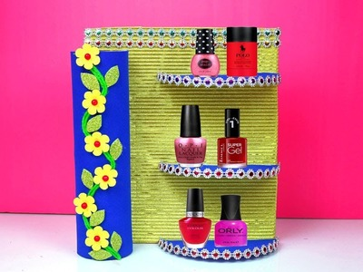 How to Make Multipurpose Organizer and Flower Vase at Home | Best Home Decor DIY & Ideas