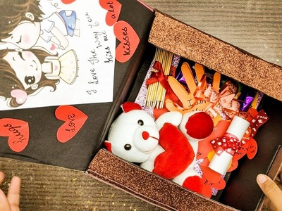 Surprise gift box for valentines day | joy box for him | surprise for him | valentines day special