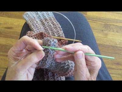 THE LAST STITCH-WHAT TO DO