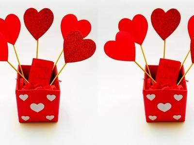 Valentine s Day Gift Idea | Handmade Gift Idea For Boyfriend | Reuse Of Agarbatti Empty Box