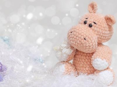 Crochet Tutorial Hippo
