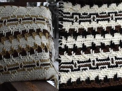 Part 3 of 7 Yona Unega Blanket
