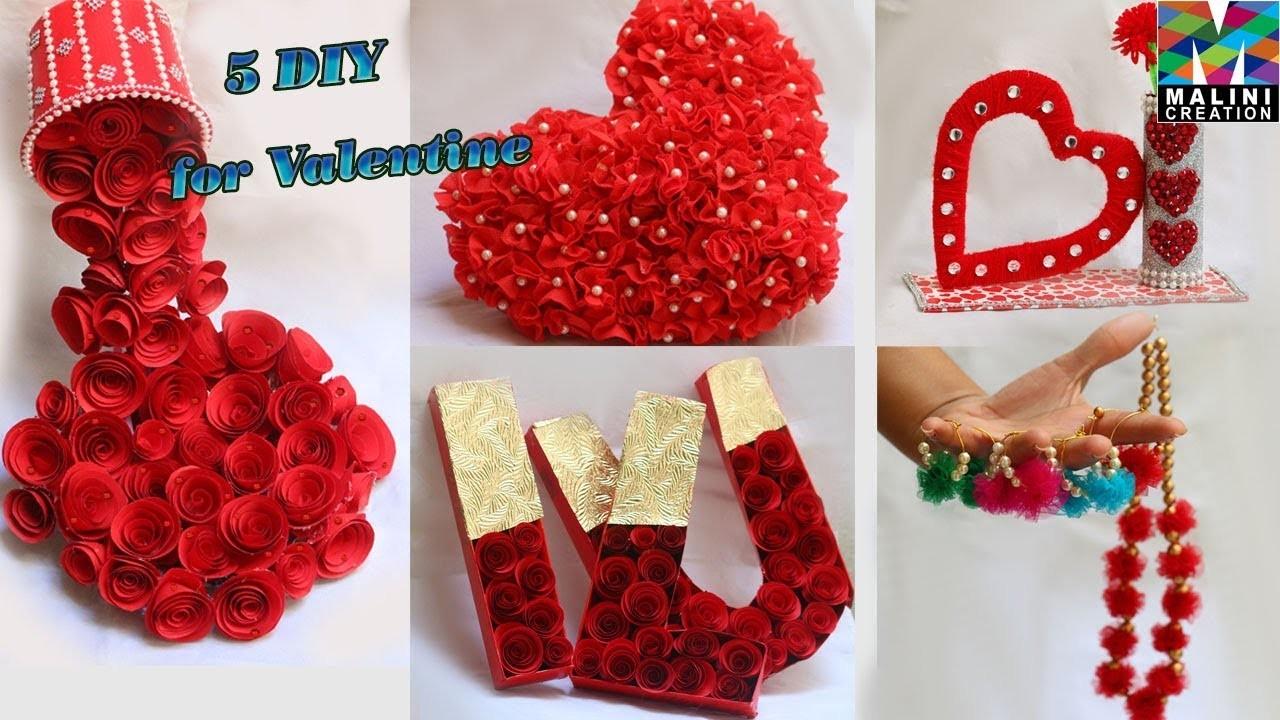 5 best ideas for valentine.valentine gift. valentine craft