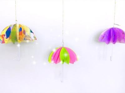 DIY Papar Craft | How to Make an Amazing Umbrella