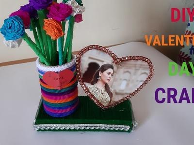 Easy valentine's day special craft idea 2019 DIY