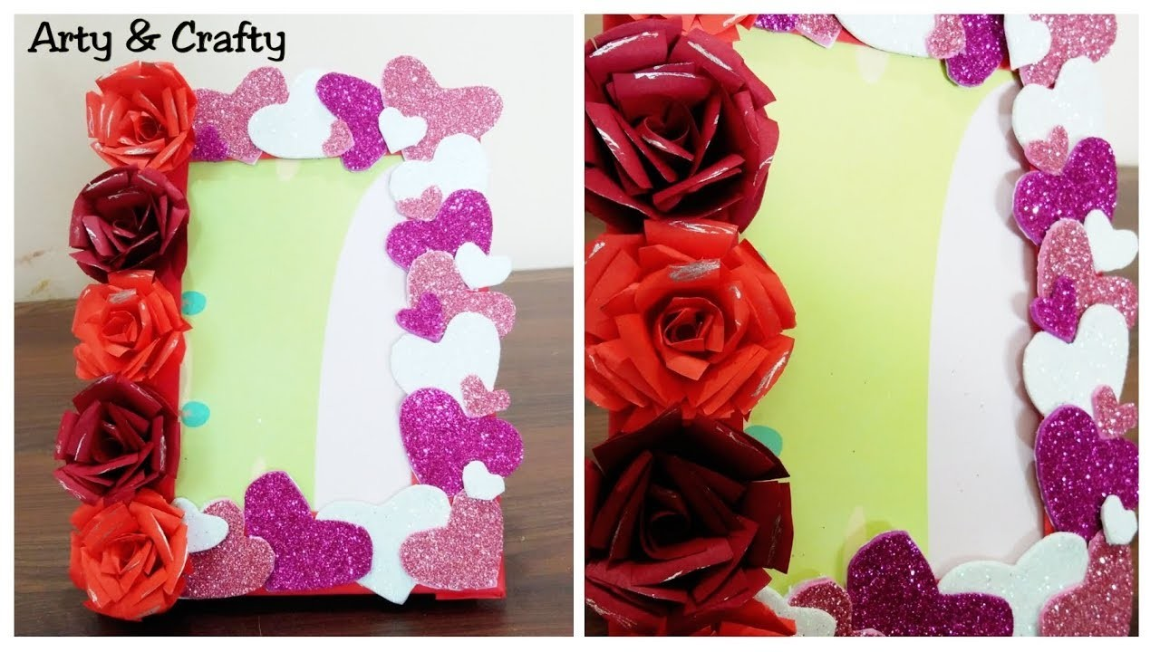 Valentines Day Gift Idea Easy Valentines Or Anniversary Craft Idea