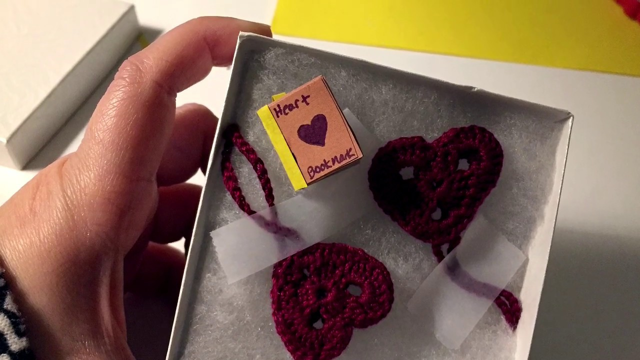 (( ASMR )) Craft Time : Tiny Book Decoration  ( Etsy Order )