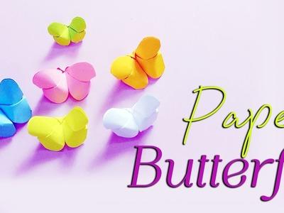 DIY Papar Craft   Cute & Easy Butterfly DIY   70R CREATIVE