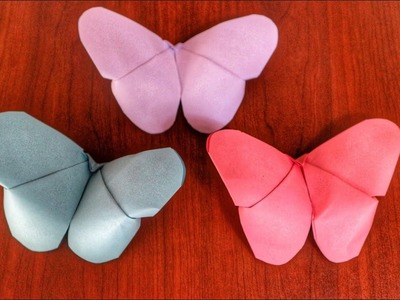 How to make Origami paper butterflies | Easy craft | SL PapaerART