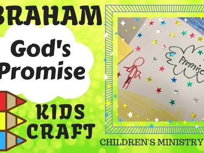 ABRAHAM - GOD'S PROMISE:  Craft for KIDS