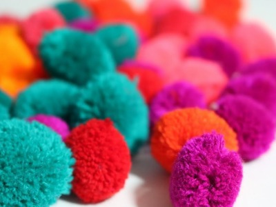 Diwali Bangles with Pompom| DIY easy Pompom bangles | DIY Pompom tutorials | Nelufa crafts