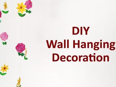 DIY home decorations using paper - Simple DIY home paper decorations (Home decor)