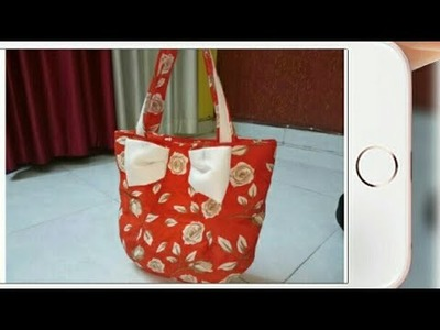 DIY : Stylish Handbag No.19, Tutorial By Anamika Mishra. .