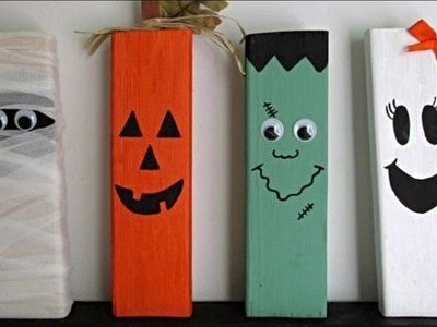 Easy And Cool DIY Halloween Decor Ideas! Amazing DIY Projects for Halloween!