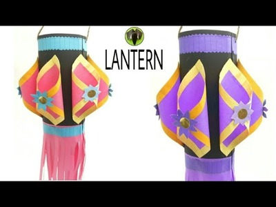 Easy Paper Lantern ???? for Diwali | Christmas |Eid - DIY Tutorial by Paper Folds - 934