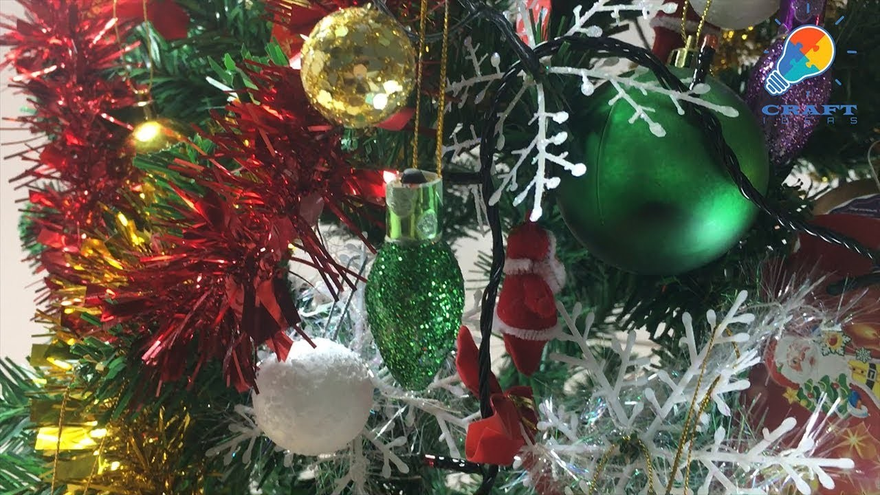 FABULOUS CHRISTMAS DIY CRAFTS - CRAFT IDEAS