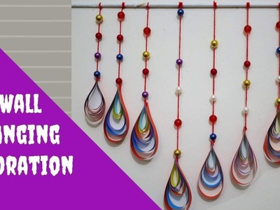 Paper Wall Hanging Decoration Ideas | DIY Crafts Ideas (EASY)