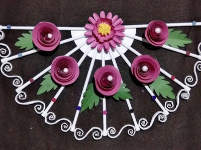 Wall Decoration Ideas | DIY Wall Hanging | Paper Wall Hanging Craft Ideas