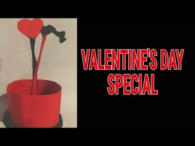 DIY Easy Valentine's day Gift for him.boyfriend Cute Valentine's day gift handmade Craft Malayalam