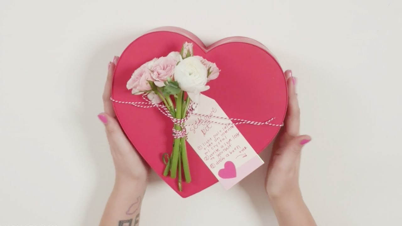 How To Create a DIY Self-Love Kit for Galentine's Day