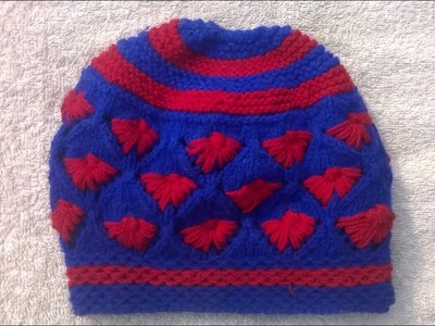 How to make baby cap