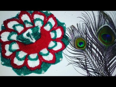 Kanha ji.gopal ji dress by crochet simple and beautiful. very easy for beginners. must watch video.