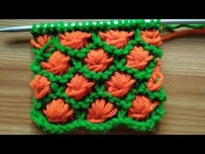 Easy Sweater Knitting Design 86