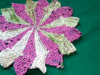 How to make doormat at home I easy doormat at home in hindi