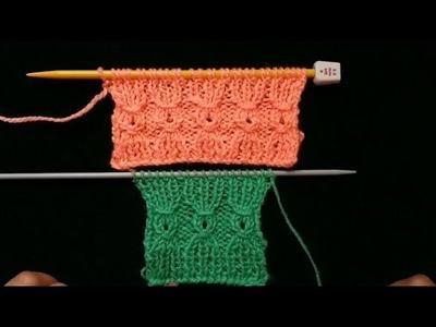 Latest knitting border design #102 |in hindi|