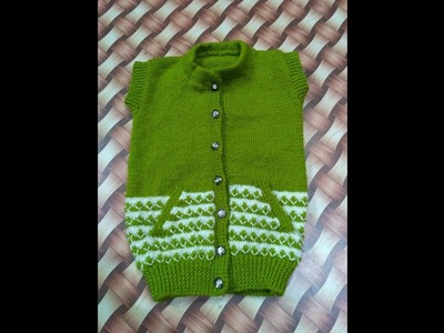 New sweater design in hindi - knitting pattern part3
