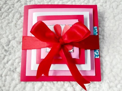 Handmade Pyramid Scrapbook | Birthday Ideas | Valentine's day Gift Ideas | Anniversary Gift